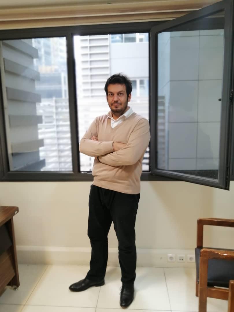 میر علی خادم موسوی